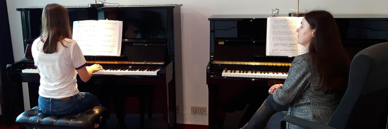 Klavierschule Blume - Entdecken Sie ihr Talent!